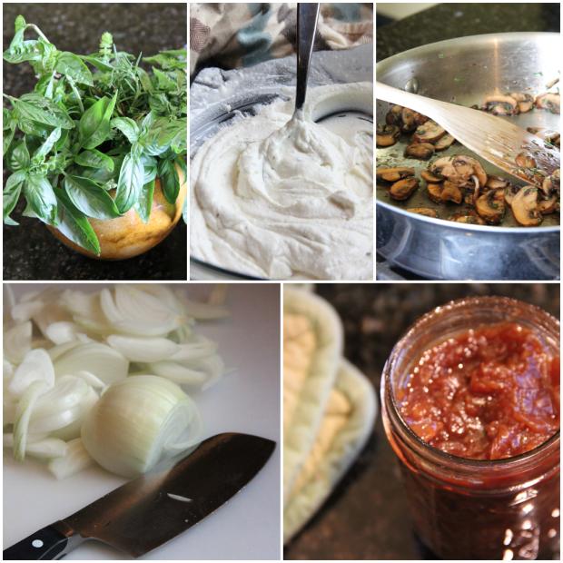Tart:Onion Jam